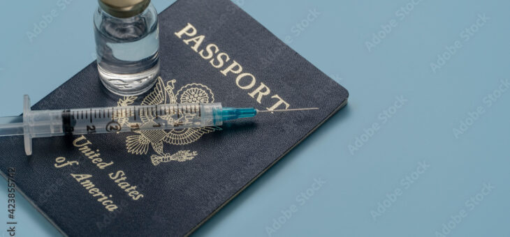 Coronacertificaat voor reizen